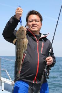 頂魚マゴチで🎣中華風炒め
