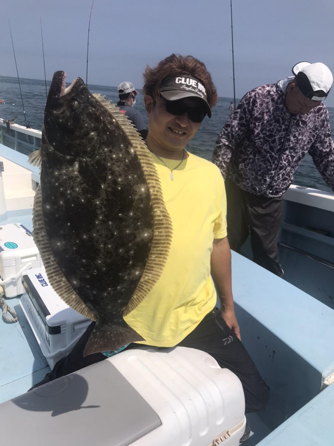 CLUEスタッフ釣行レポート#1