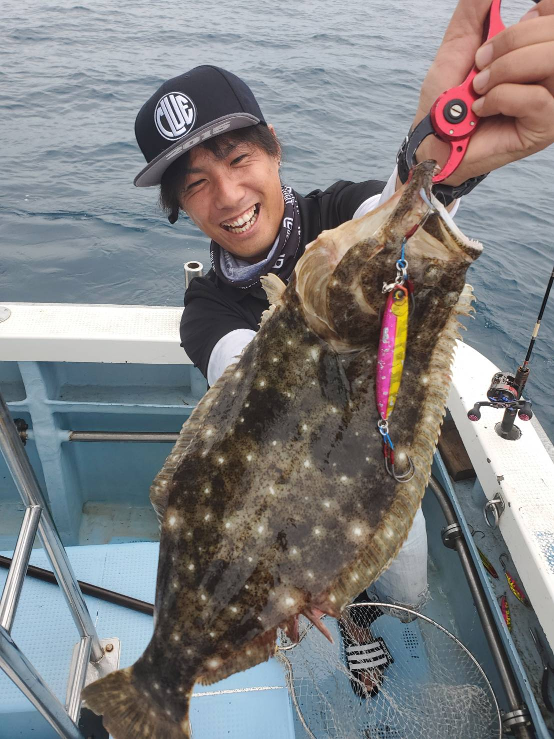 CLUEスタッフ釣行レポート#8